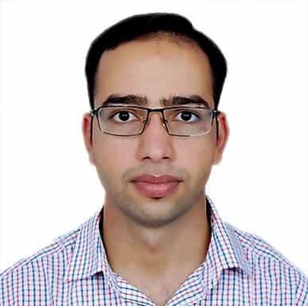 Dr. Arjun Dhiman